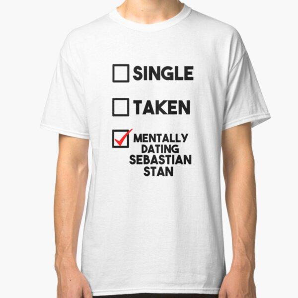 Dating Sebastian Stan Classic T-Shirt