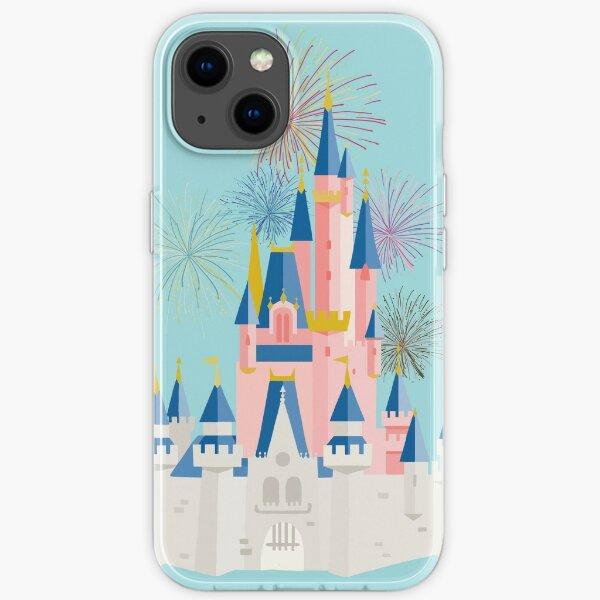 Fairytale Castle iPhone Soft Case