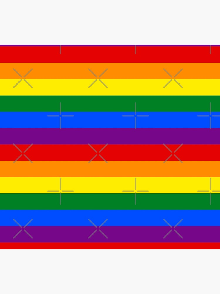 Gay Pride Rainbow Flag by ThatGirlTheyKno