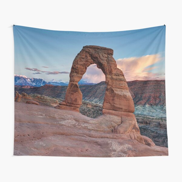 Delicate Arch Arches National Park Utah Tapestry