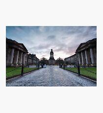 Trinity College, Dublin, Ireland Photographic Print