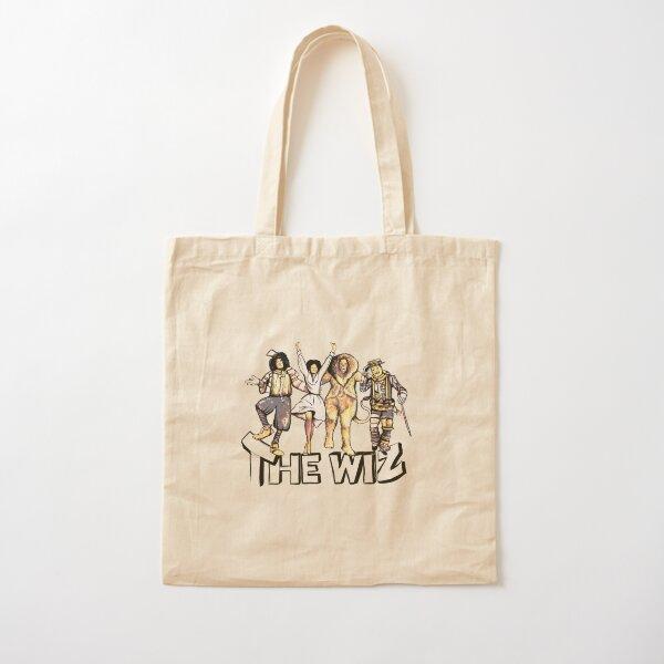 The Wiz Ya'll Cotton Tote Bag