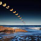 The December 2010 Summer Solstace Lunar Eclipse by David de Groot