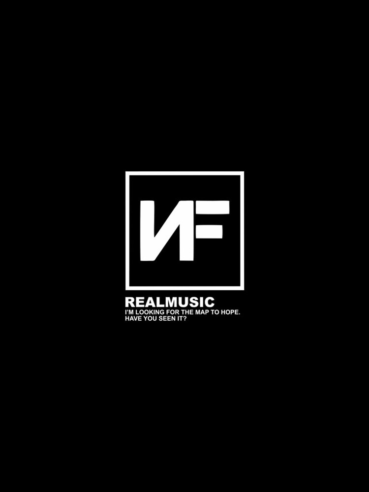 Best Seller Nf Real Music Merchandise by FredEscobars