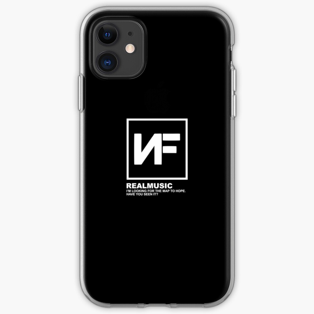Best Seller Nf Real Music Merchandise iPhone Case & Cover