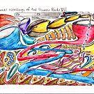 Internal workings of the human body VIII by TrueInsightsNZ