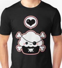 Cute Pirate Cupcake Unisex T-Shirt