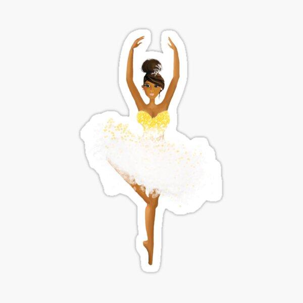 Bella the Ballerina  Sticker