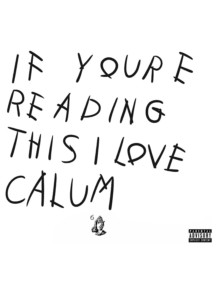 if.... calum by ohemmoh
