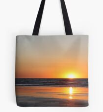Cable Beach Sunset Tote Bag