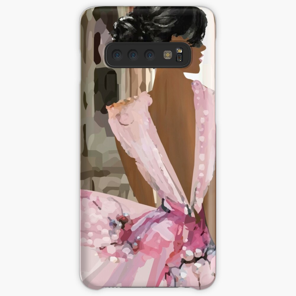 Pretty in Pink  Samsung Galaxy Snap Case