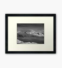 Inversion Framed Print