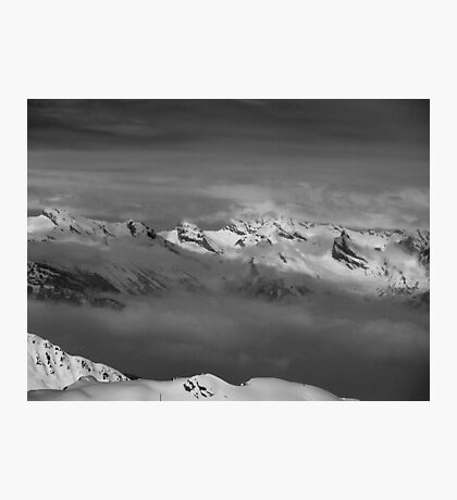 Inversion Photographic Print