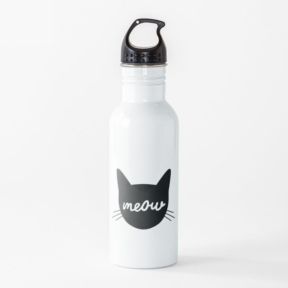 Meow! Water Bottle