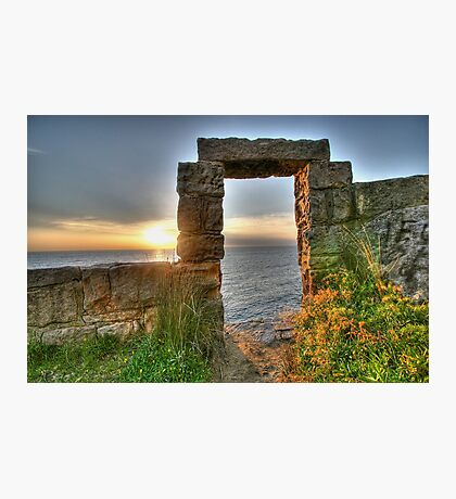 Doorway to Wonderment Photographic Print