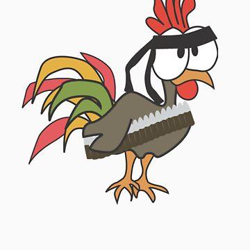 Tough Cock by Cock-a-doodle