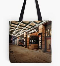 Tampa Theatre dinner and a movie Tote Bag