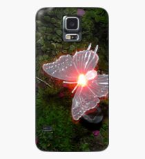 Fairy Land Night Scapes- Fairy Ferry Case/Skin for Samsung Galaxy