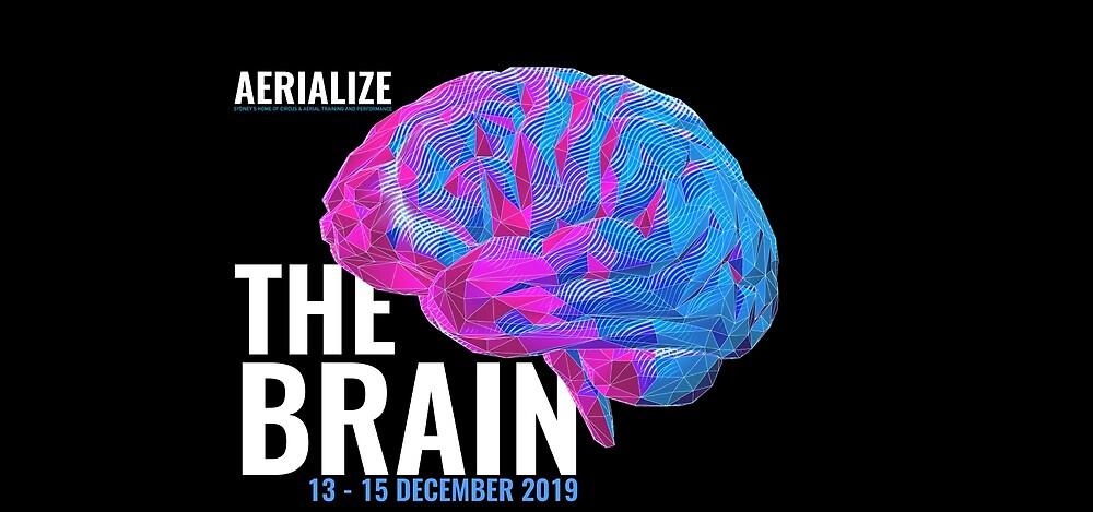 The Brain by SydneyAerialize