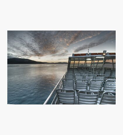 Dream Ferry  Photographic Print