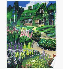 Kiki's Garden Poster