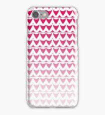 Crimson Scale iPhone Case/Skin