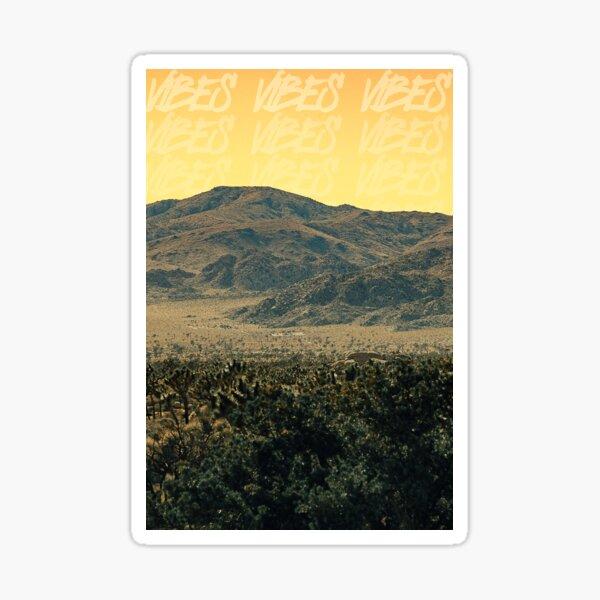 Desert Vibes Sticker