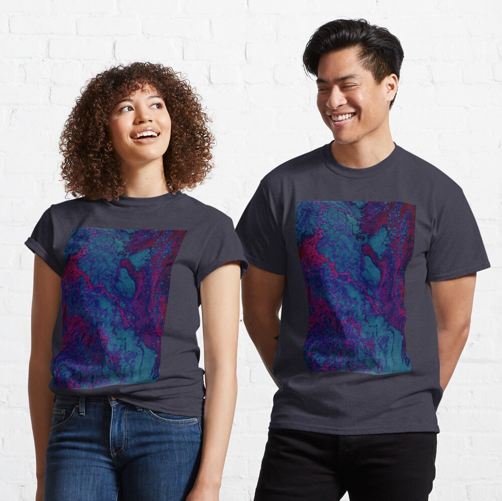 Sunset Tide Classic T-Shirt