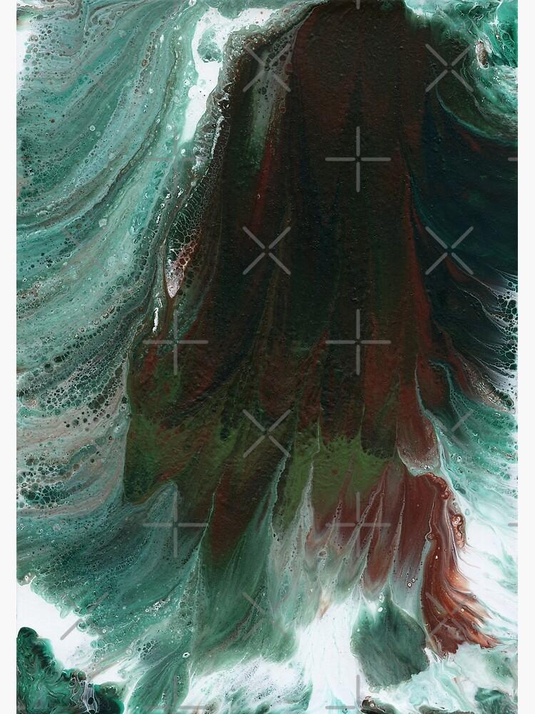 Surging Waves by kerravonsen