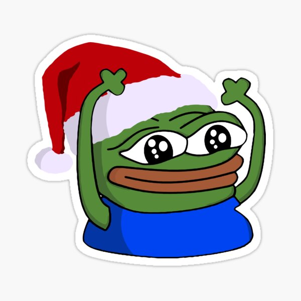 Merry HYPERS Pegatina