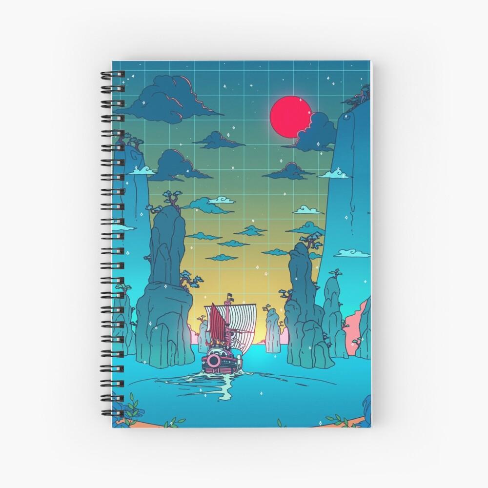 To the next adventure! Spiral Notebook