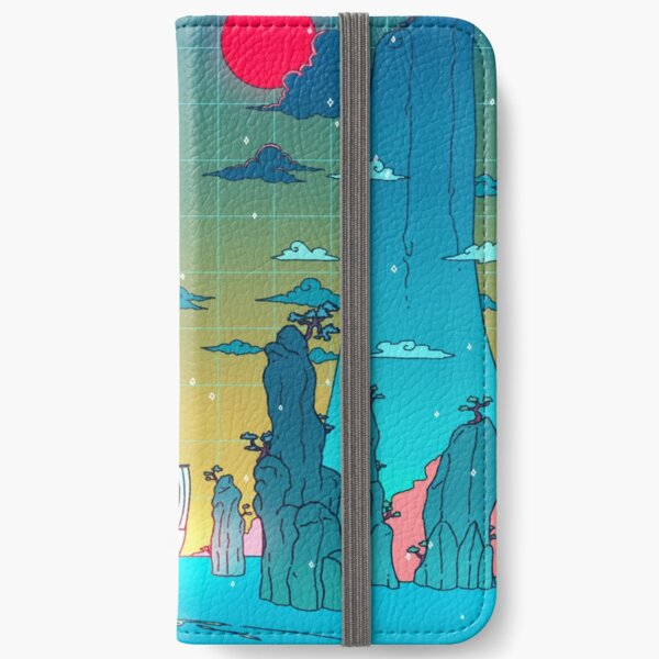 To the next adventure! iPhone Wallet