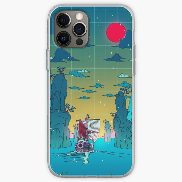 To the next adventure! iPhone Soft Case