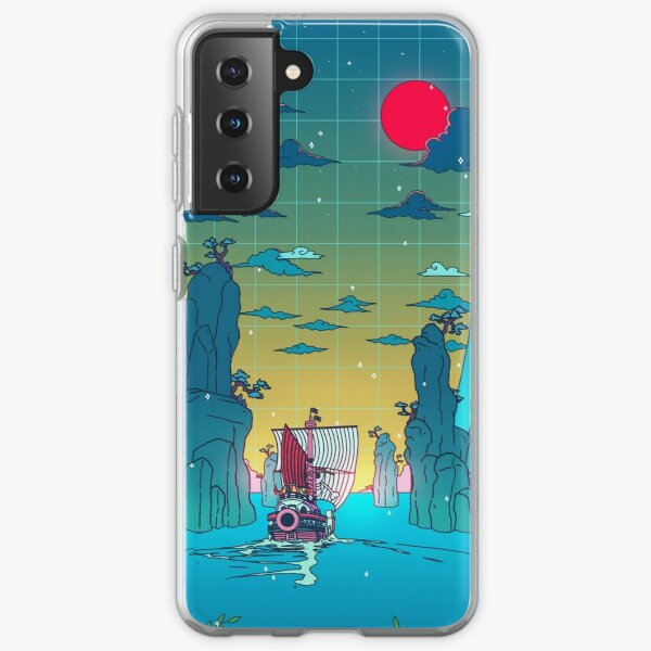 To the next adventure! Samsung Galaxy Soft Case