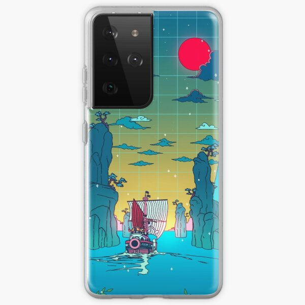 To the next adventure! Samsung Galaxy Soft Case