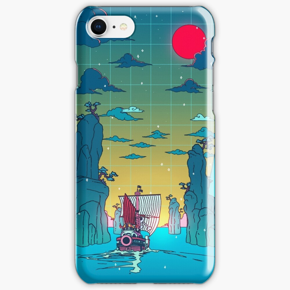 To the next adventure! iPhone Case & Cover