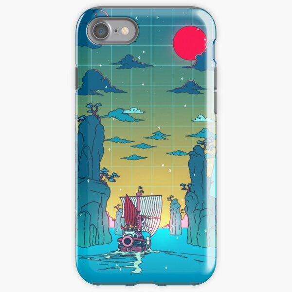 To the next adventure! iPhone Tough Case