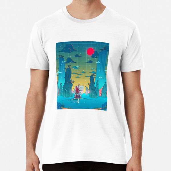 To the next adventure! Premium T-Shirt
