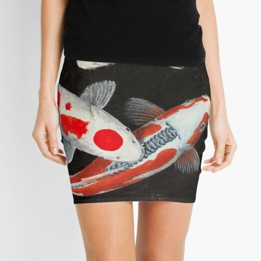 Koi Lucky Mix Mini Skirt