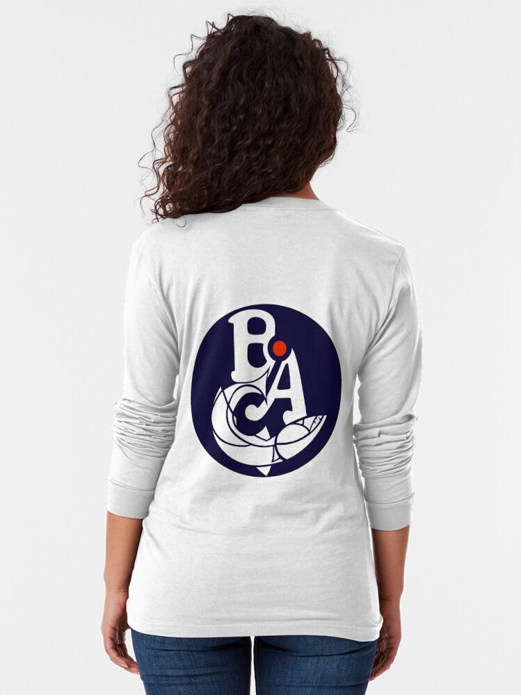 T-shirt manches longues ''Barracud'Apps': autre vue