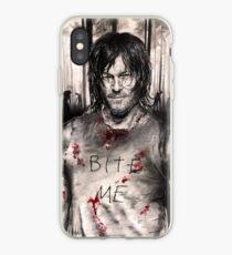 Bite Me iPhone Case