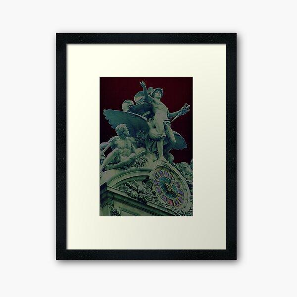 Angel Mercury Framed Art Print