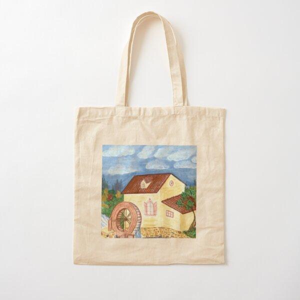 Mill Creek  Cotton Tote Bag