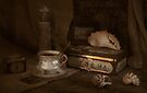 Afternoon tea with memories by VallaV