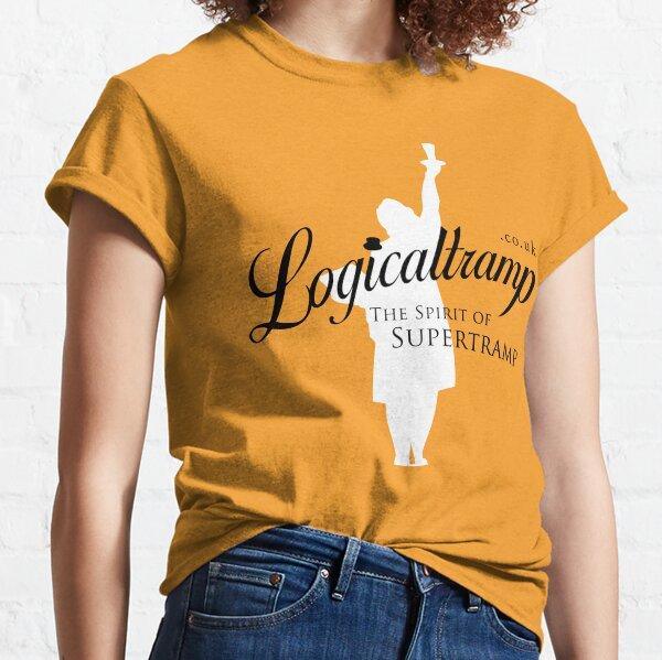 Logicaltramp logo - light Classic T-Shirt