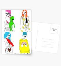 UNIF Postcards
