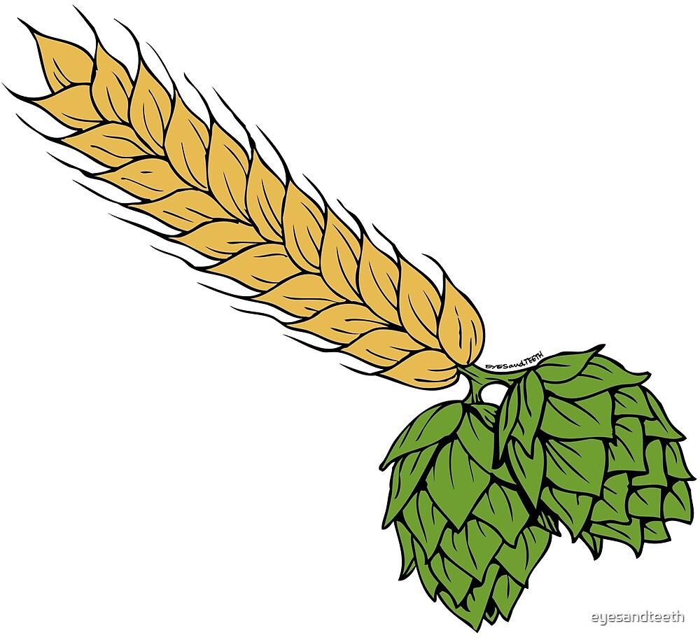 hops and barley by eyesandteeth
