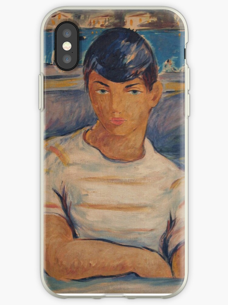 Victor Manuel Cuban Sailor Painting by counterfake
