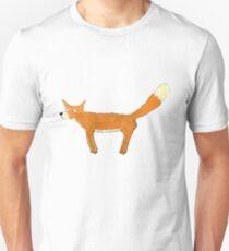 Lone Fox t-shirt Slim Fit T-Shirt