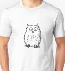 Lone Owl t-shirt Slim Fit T-Shirt